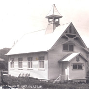 The Russell Methodist Church